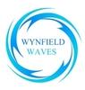 Wynfield Waves Swim Team Logo