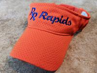 Rapids-visor