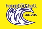 Hampton Hall Waves Logo