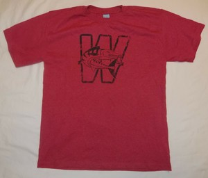 SALE - Red Wahoos T Shirt