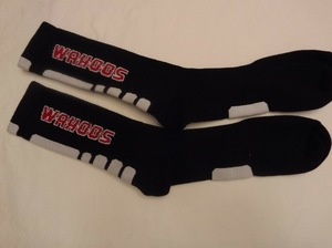 SALE: Wahoos Socks (was $15)