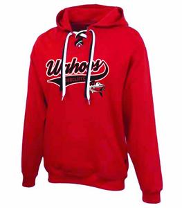 Adult Faceoff Hooded Sweatshirt