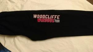 SALE - Wahoos Black Sweat Pants (was $20)