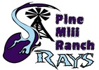 Pine Mill Ranch Rays Swim Team Logo