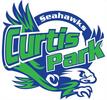 Curtis Park Swim Team Logo