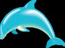 Kingsley Dolphins Logo
