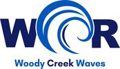 Woody Creek Swim Team Logo