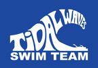 Tidal Waves Swim Team Logo