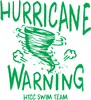 Holly Tree Country Club Hurricanes Logo
