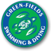 Green-Fields Swim & Dive Team Logo