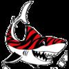 Preston Village Tiger Sharks Logo