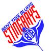 Bent Tree Bluffs Stingrays Logo