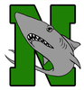 Naples Tiger Sharks Swim Team Logo