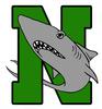 Naples Tiger Sharks Swim Team Logo