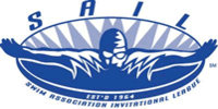 Swim Association Invitational League Logo