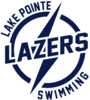 Lake Pointe Lazers Logo
