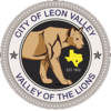 Leon Valley Pools Logo