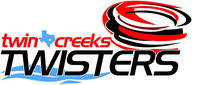 Twin Creeks Twisters Logo